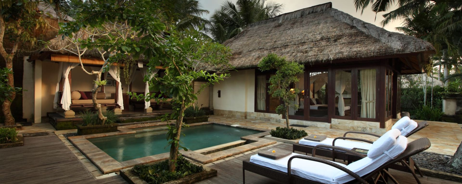 The Ubud Village Resort & Spa: Village Suite 1-Bedroom  | outdoor