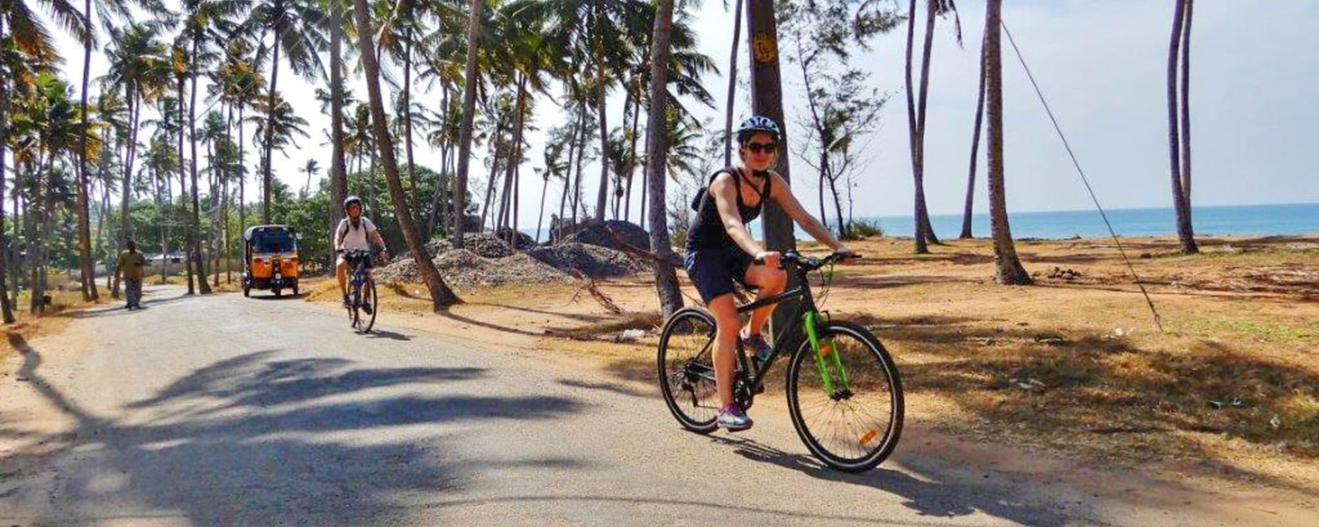 Tour à vélo à travers le Kerala de Kovalam: Velotour Kerala