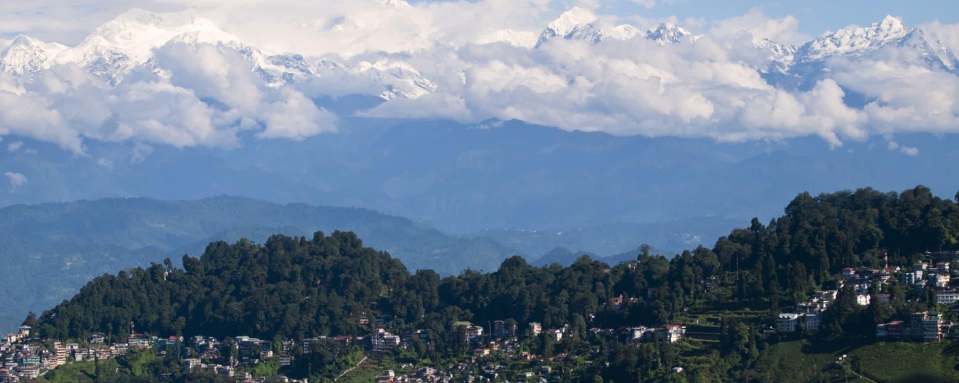 Himalaya Reise für Entdecker ab Bagdogra: Darjeeling: Kanchenjunga