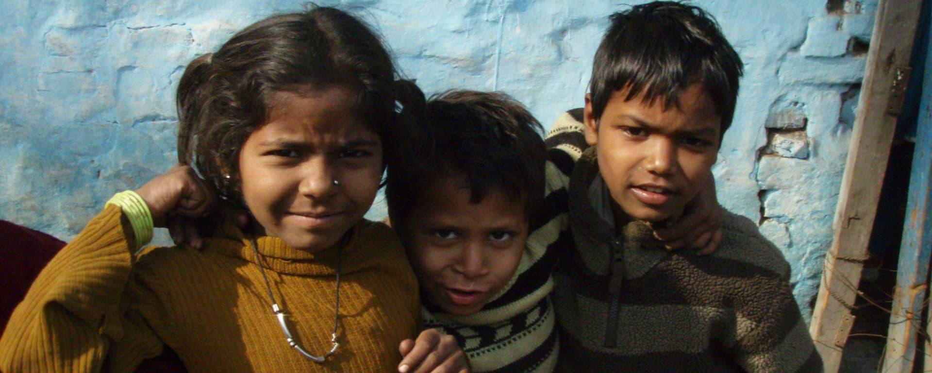 En route avec d'anciens enfants des rues à Delhi: Salaam Baalak1