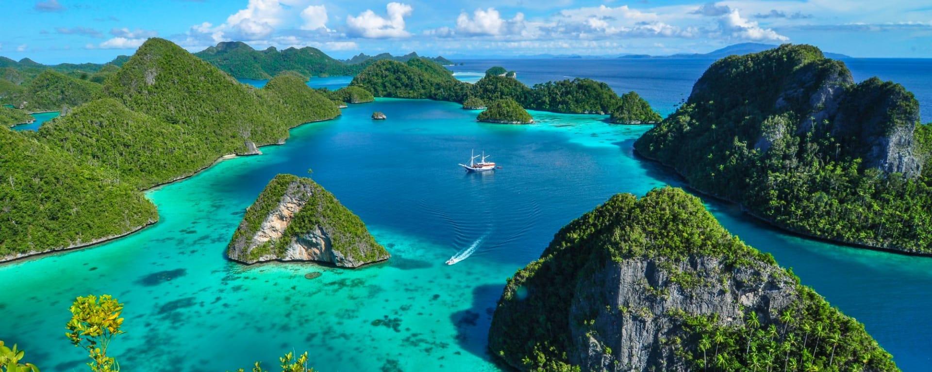 Wissenswertes zu Indonesien Reisen und Ferien: Raja Ampat