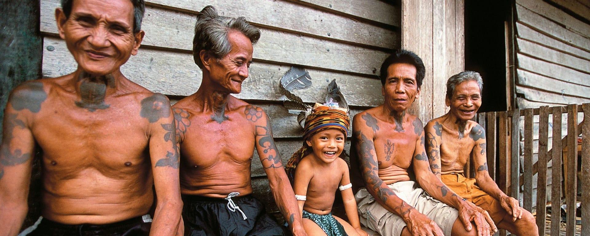 Tout savoir sur les voyages et les vacances á Bornéo: Ibans