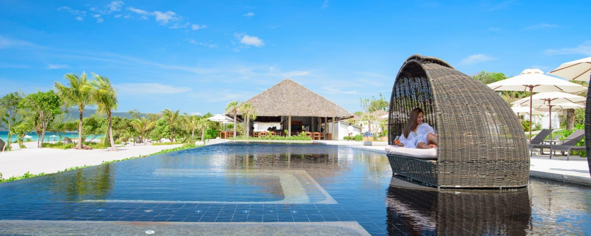 The Royal Sands Koh Rong à Sihanoukville & Îles: Pool