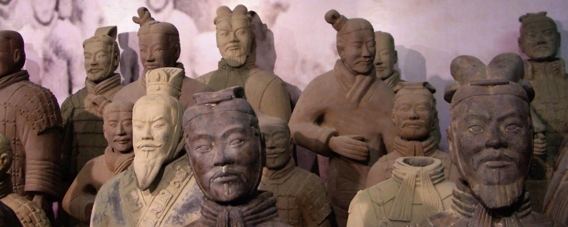 Les hauts lieux de la Chine de Pékin: Xian Terracotta Warriors