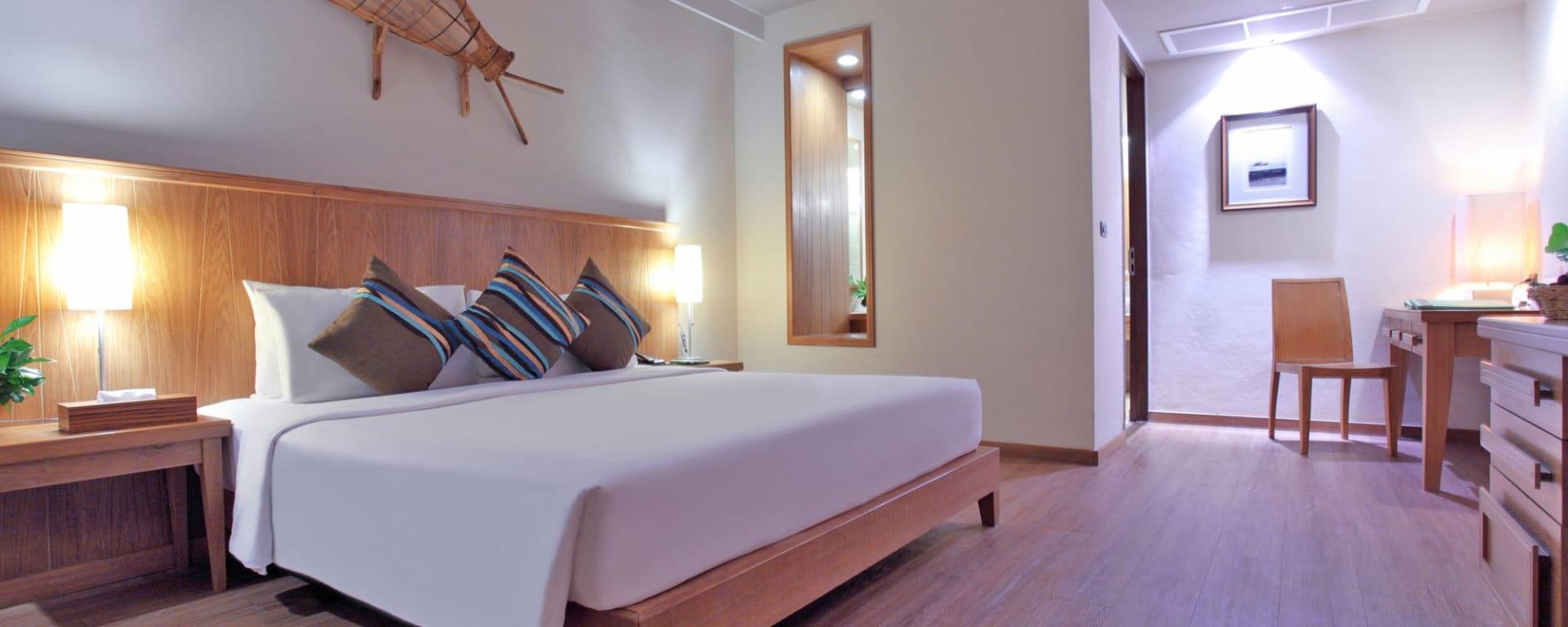 Sai Kaew Beach Resort in Ko Samed: Premier room