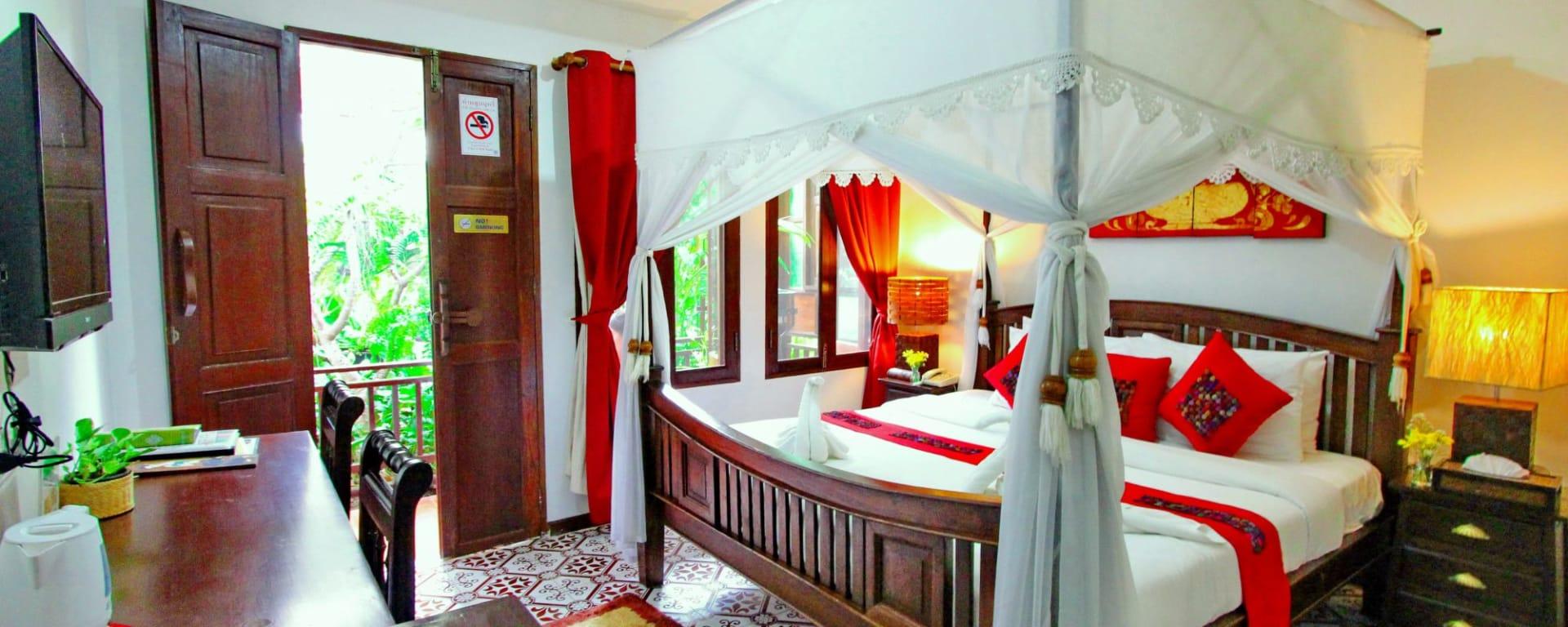 Shewe Wana Boutique Resort & Spa in Chiang Mai: Superior | Double