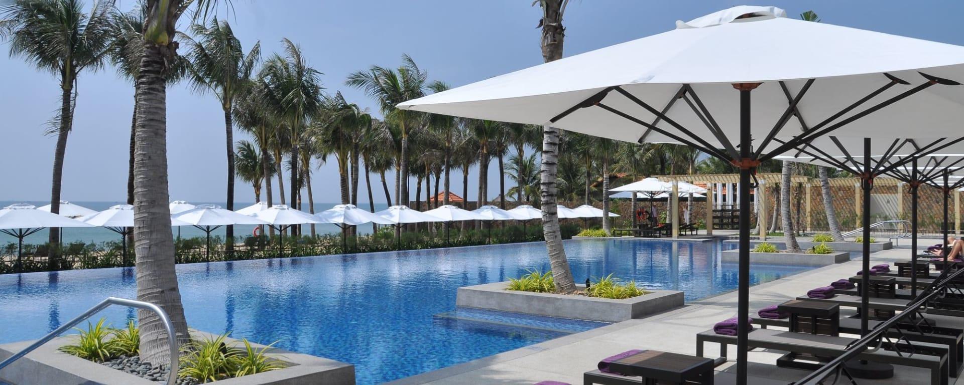 Salinda Resort in Phu Quoc: Swimming pool