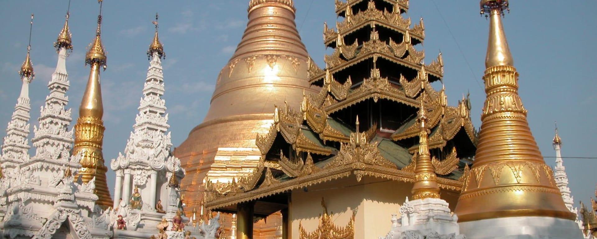 Tour de ville de Yangon: Yangon Shwedagon 002
