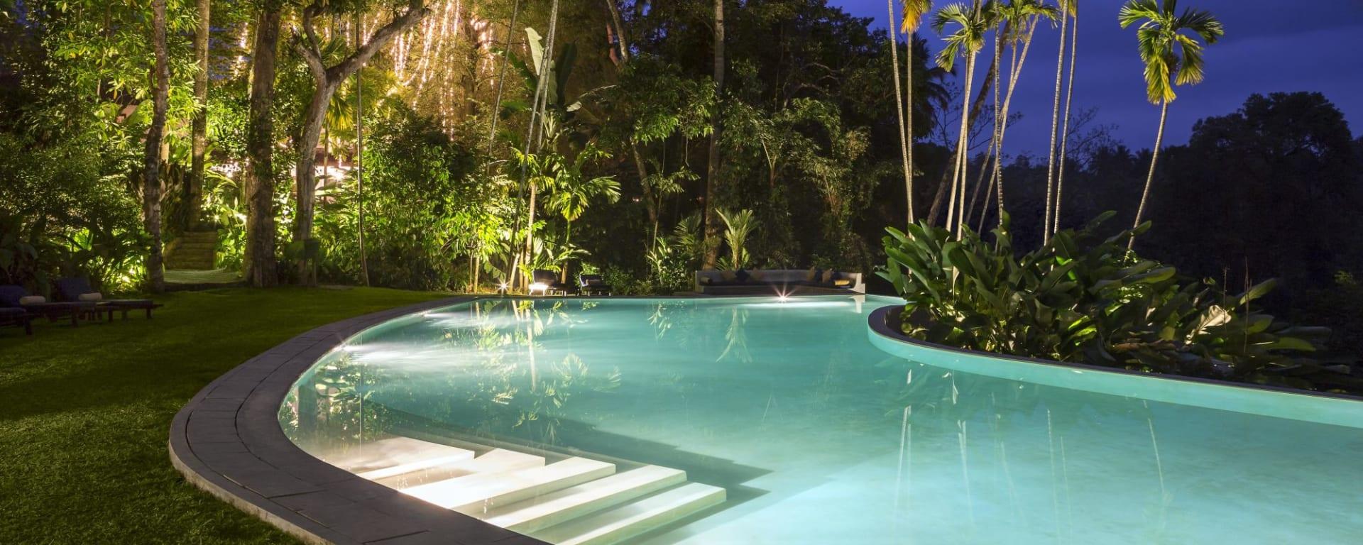 Kandy House: Pool