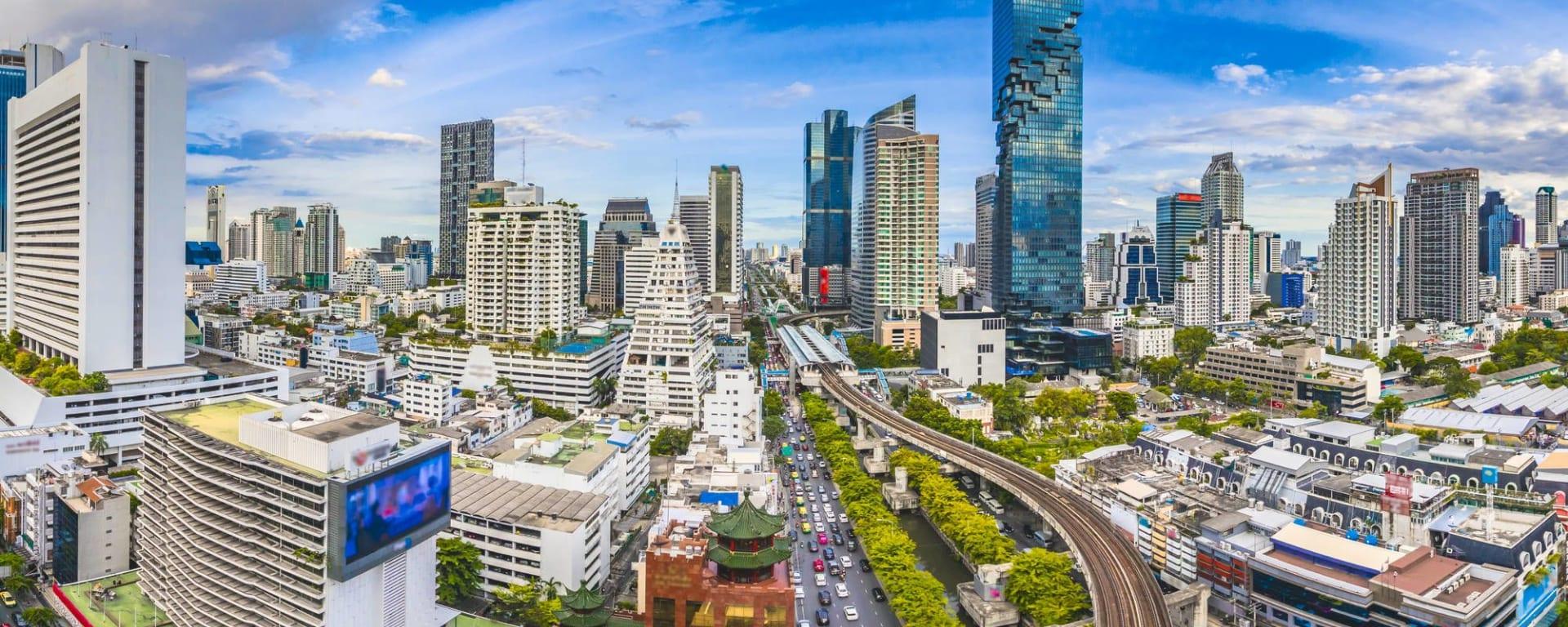 Bangkok abseits der üblichen Wege mit Bootsfahrt: Bangkok