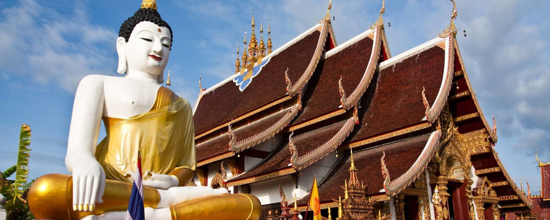 Chiang Mai City mit Doi Suthep: Chiang Mai Temple