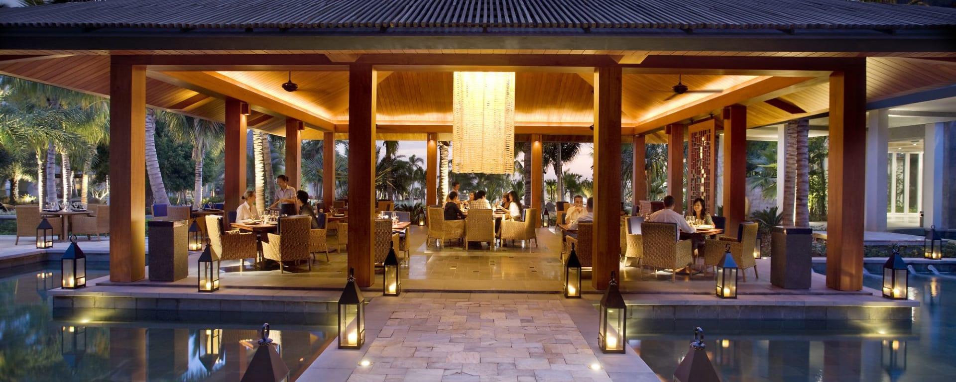 Mandarin Oriental Sanya à Hainan: Pavilion