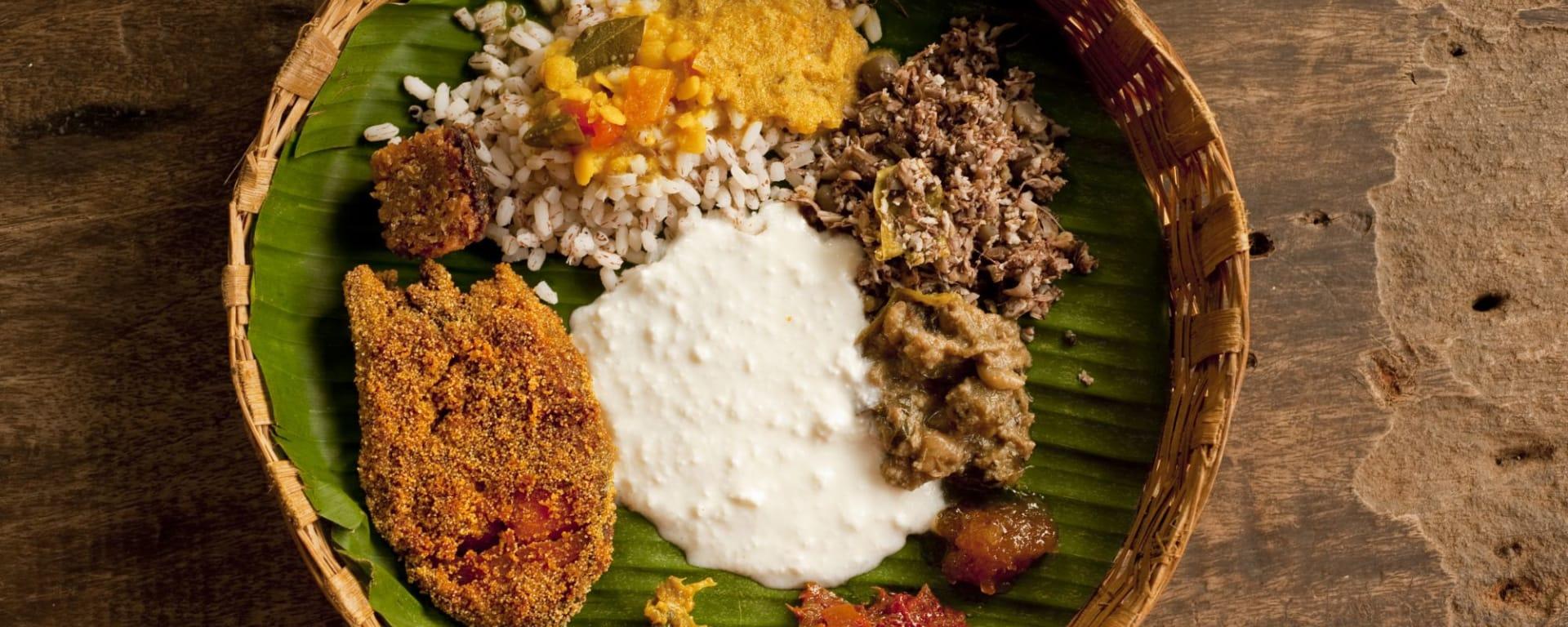 Jardin des épices à Goa: Goan Meal 102156109