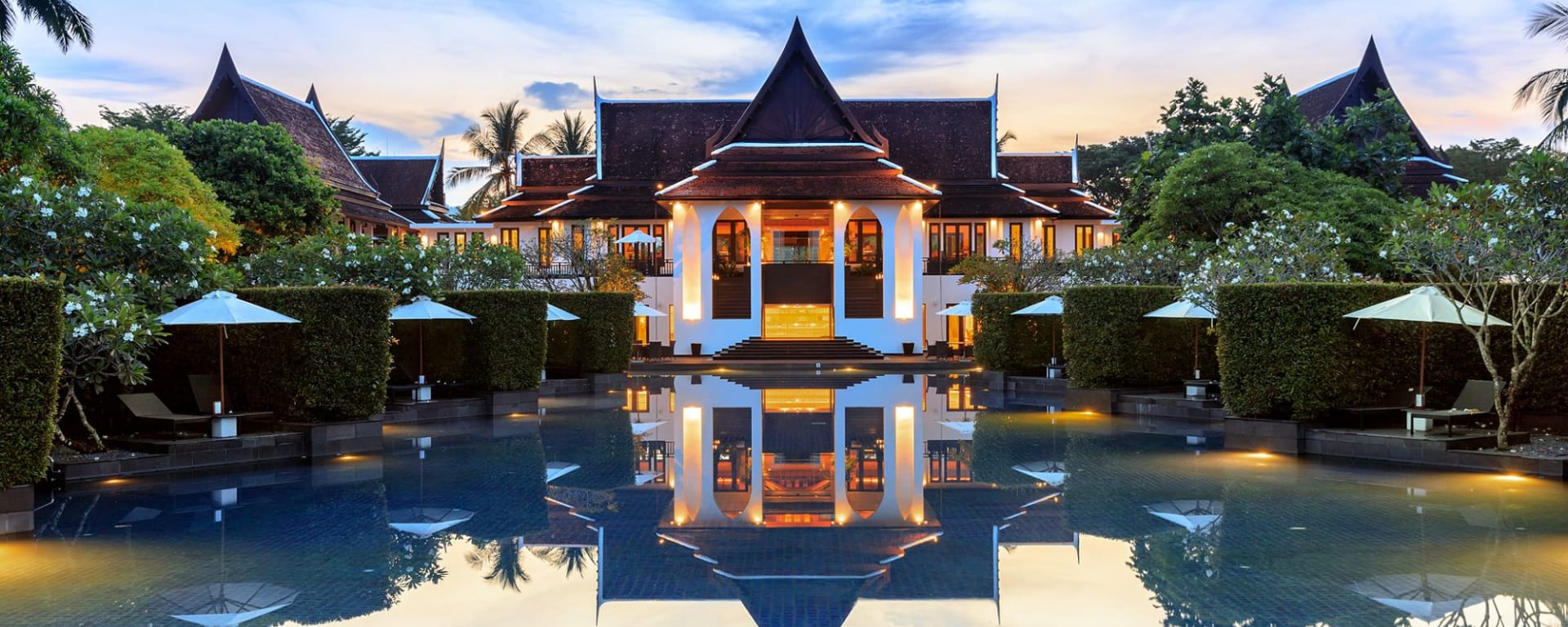JW Marriott Khao Lak Resort & Spa: Pool area