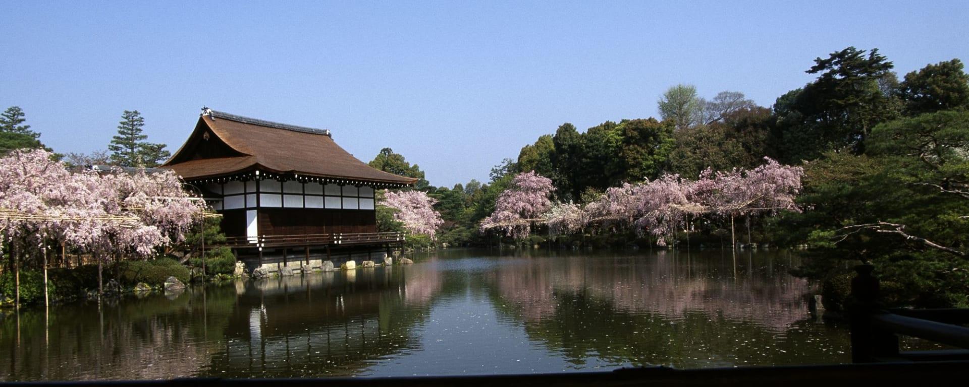 Tour de ville de Kyoto - une journée: Kyoto Heian Shrine