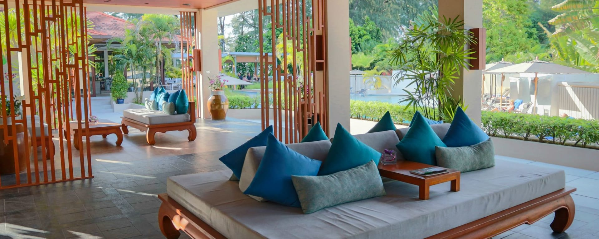 Dewa Phuket: Hotel Lobby