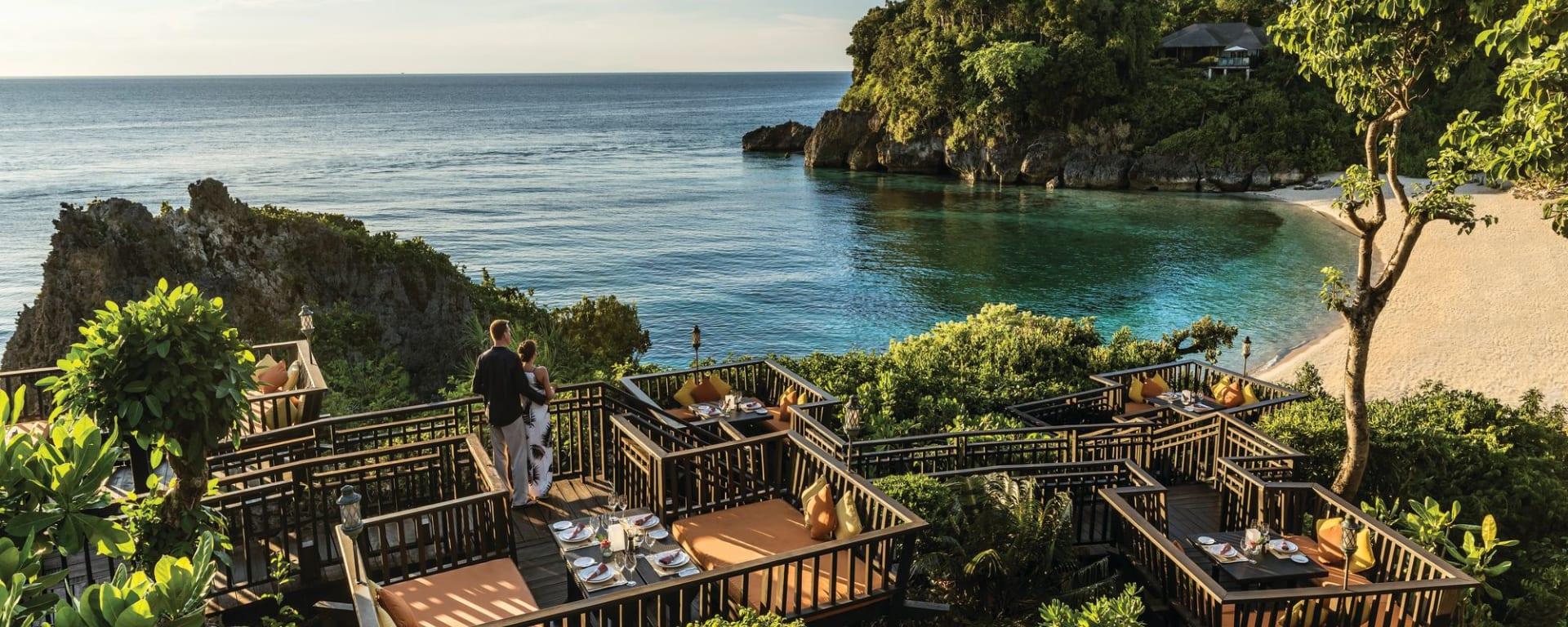 Shangri-La's Boracay Resort & Spa: Solana Bar