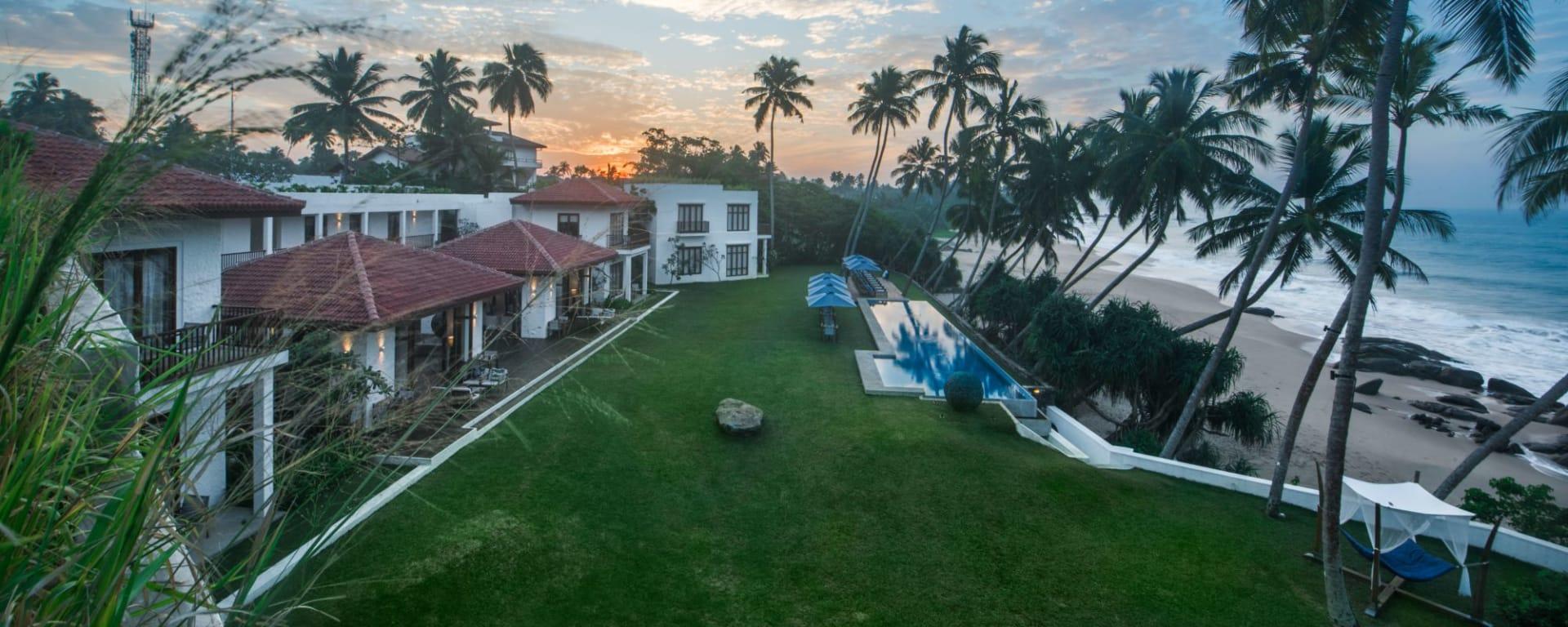 Kumu Beach Hotel à Balapitiya: Property