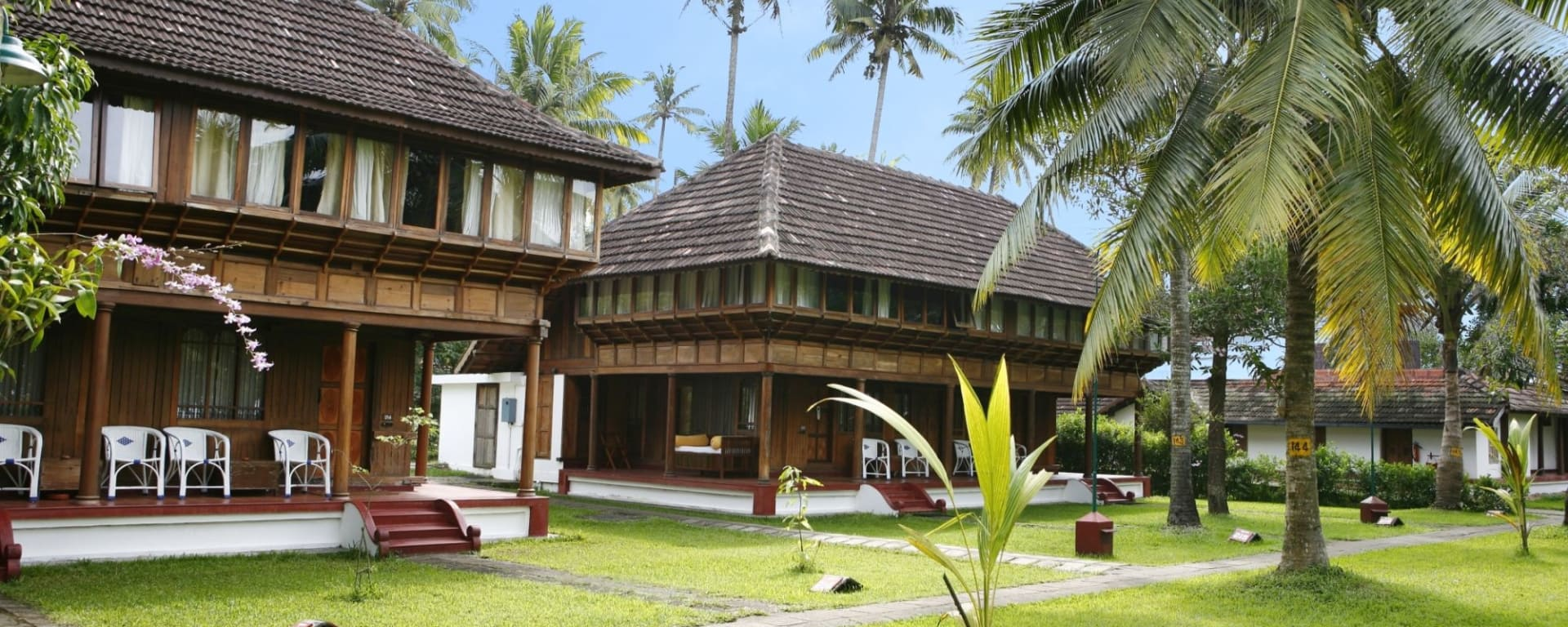Coconut Lagoon in Kumarakom: Heritage Mansion
