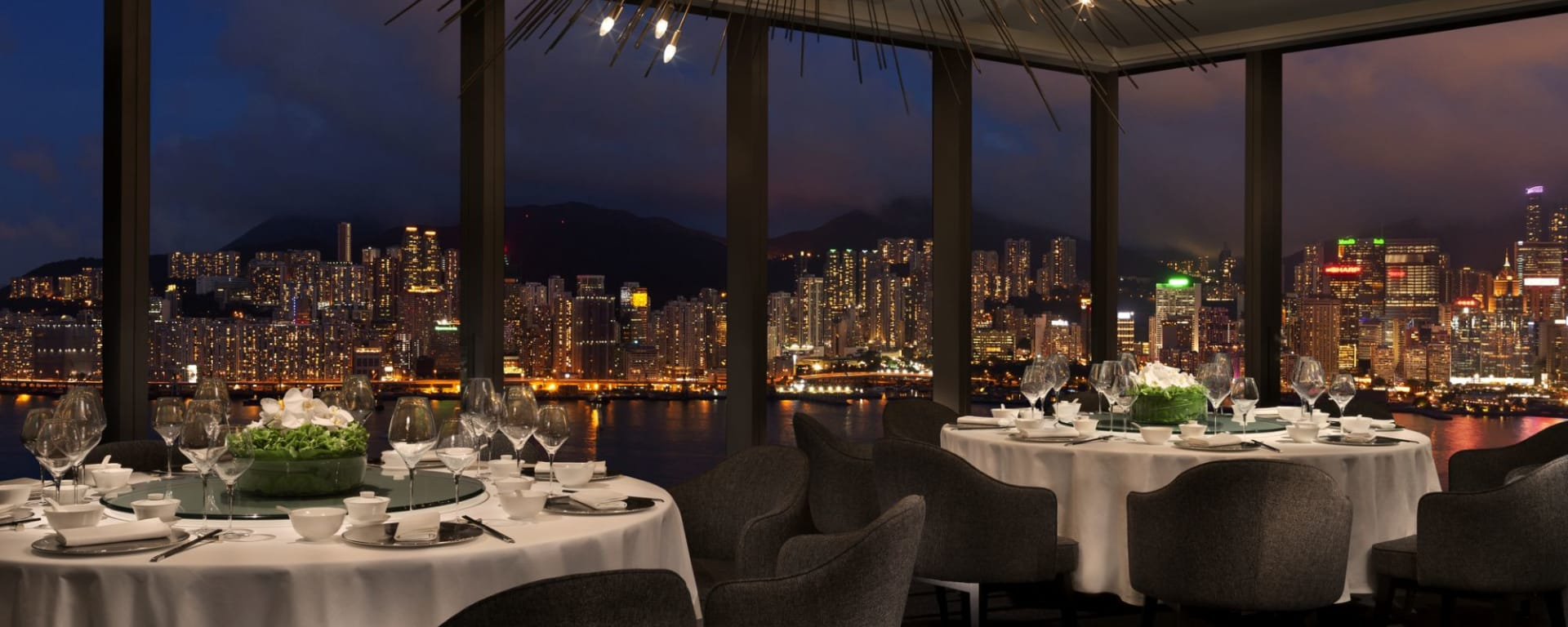 Hotel ICON in Hong Kong: Above & Beyond Private Dining Room