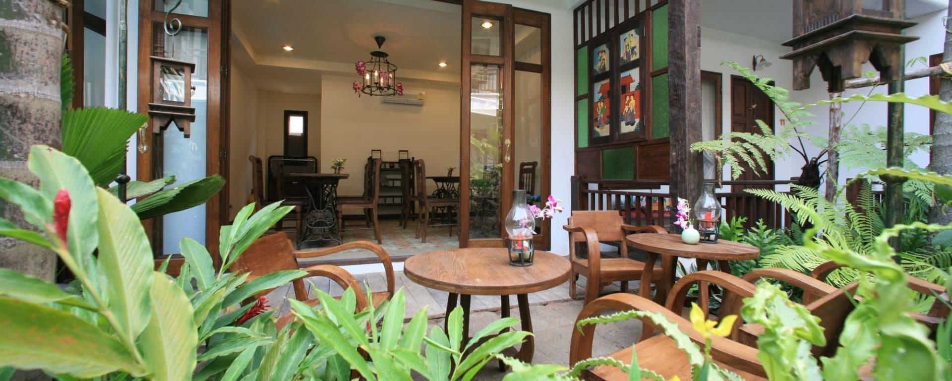 Shewe Wana Boutique Resort & Spa in Chiang Mai: Restaurant
