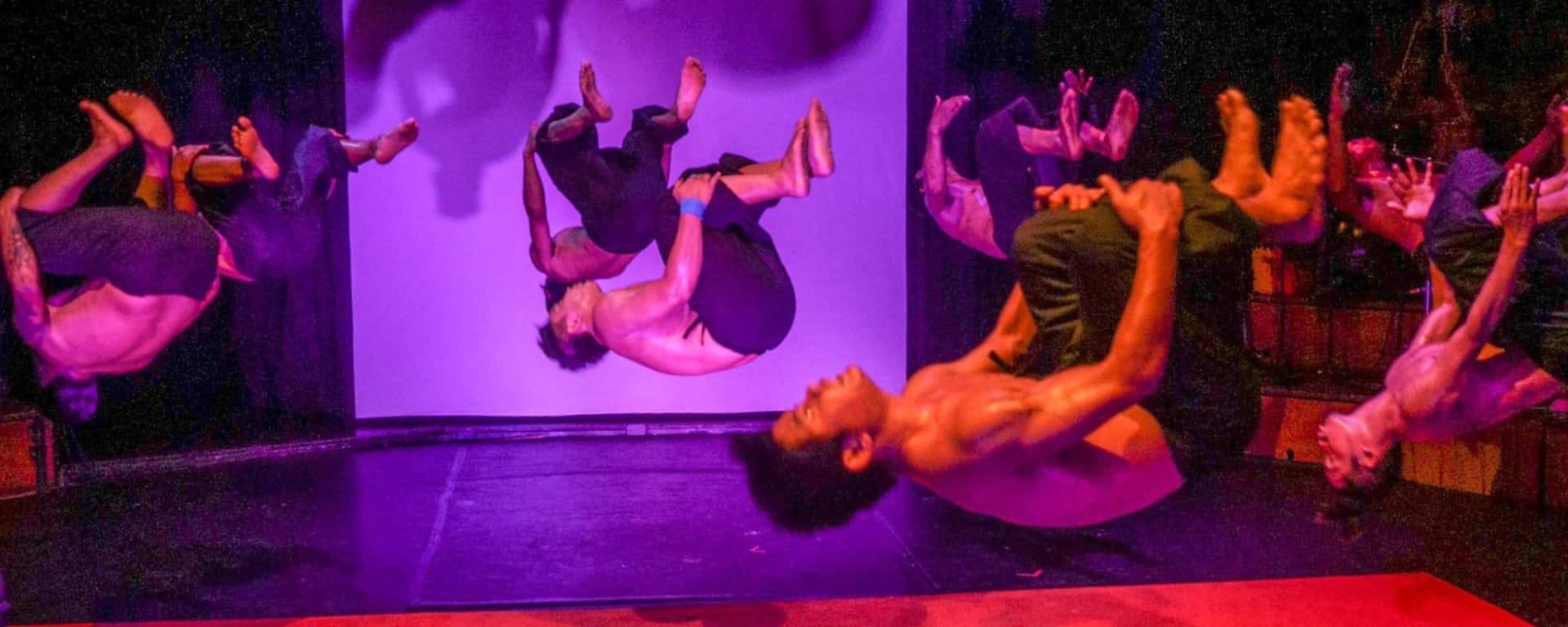Phare Zirkus in Siem Reap: Cambodia Phare Circus