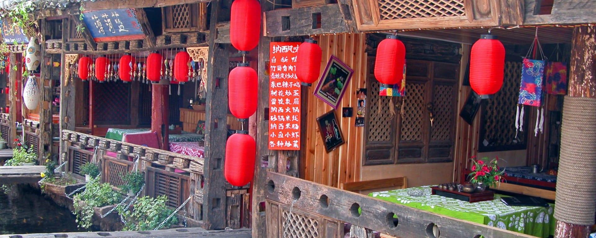 Découverte active du Yunnan de Kunming: Lijiang: Old Town