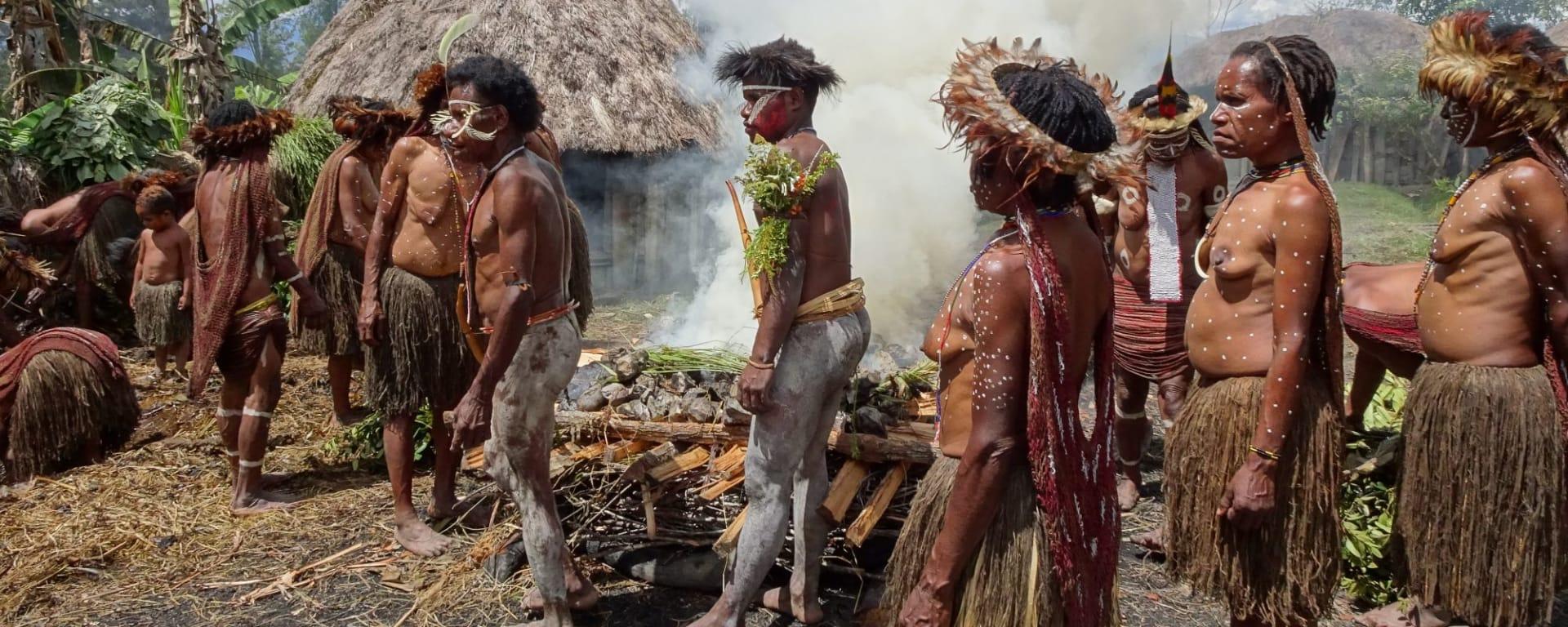 Papouasie – un voyage dans un autre temps de Jayapura: Dani Tribe