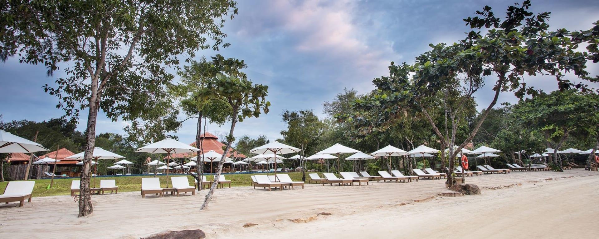 Green Bay Phu Quoc Resort & Spa: Beach
