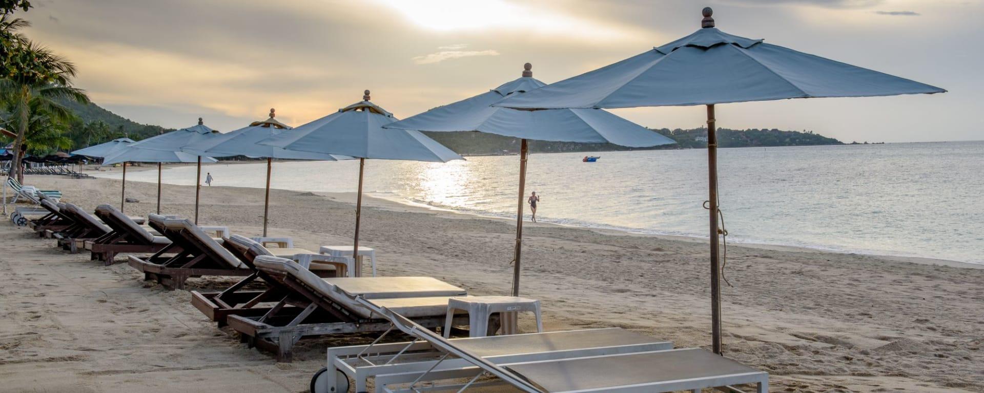 Samui Jasmine Resort à Ko Samui: Beach