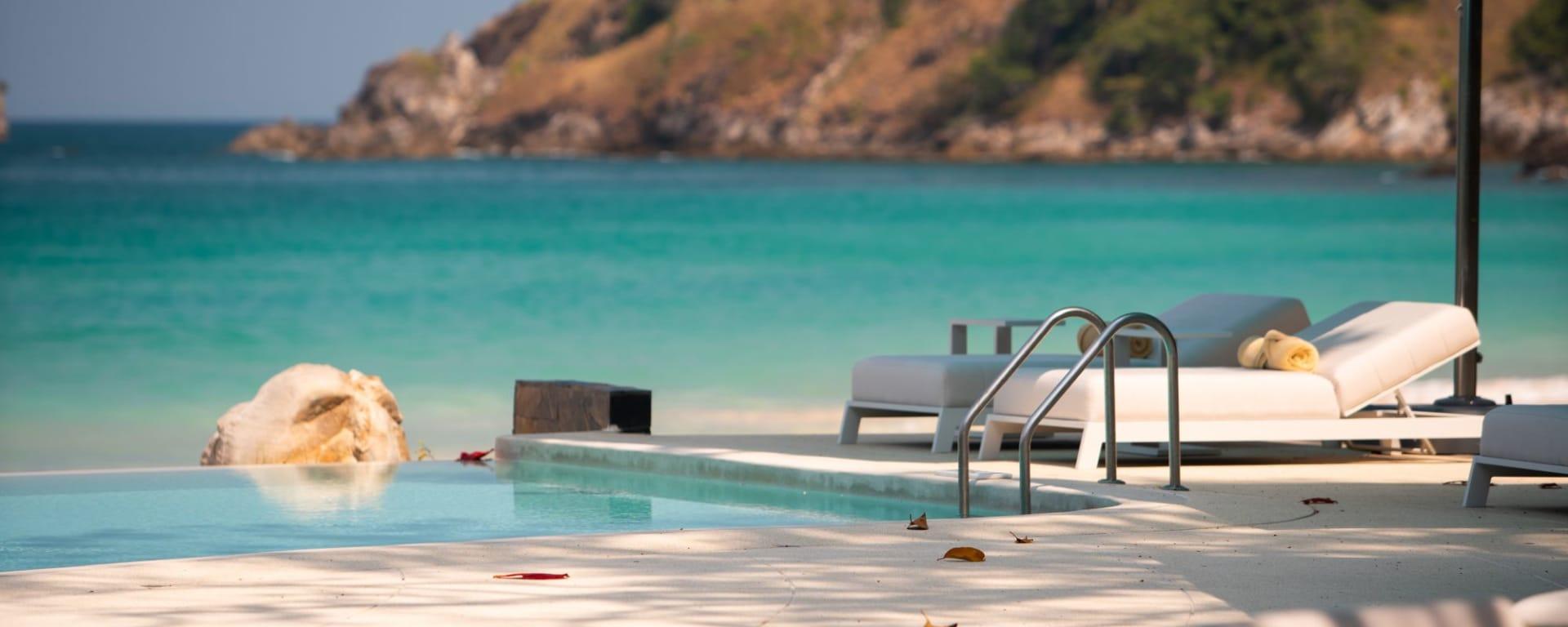 Awei Pila Resort in Mergui Archipel: Swimming Pool