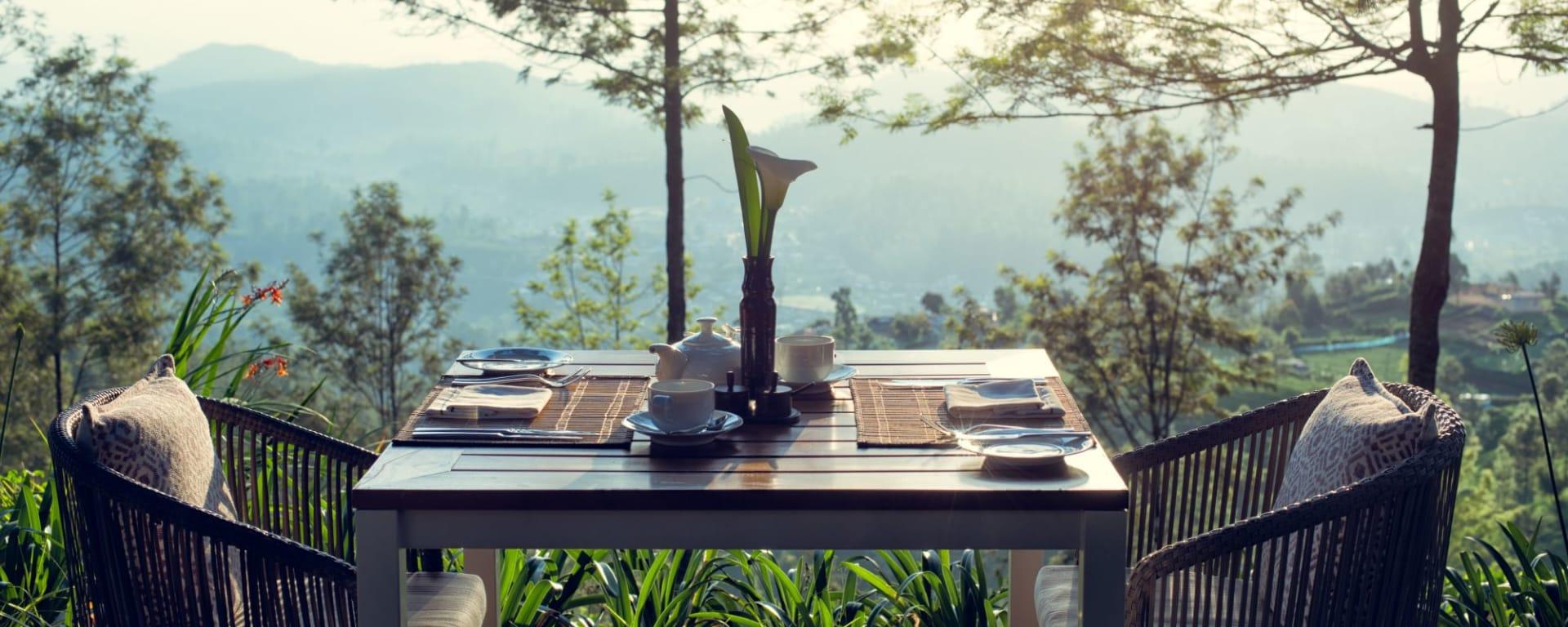 Goatfell in Nuwara Eliya: Dining