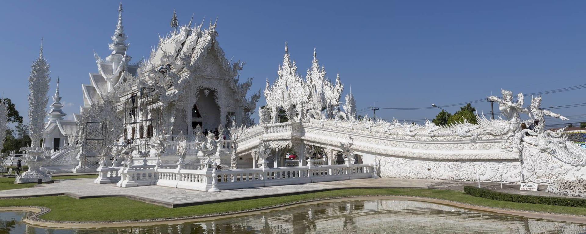 Glanzlichter Thailands ab Bangkok: Chiang Rai