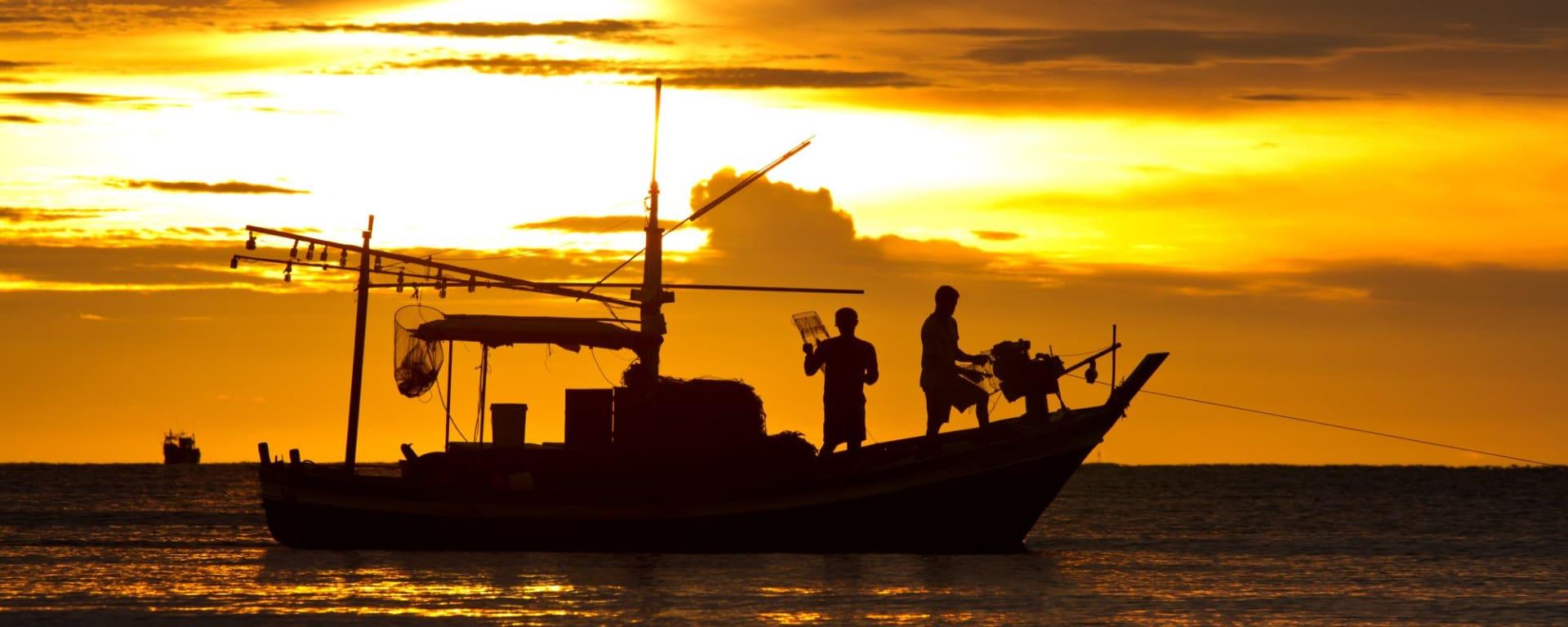 Erlebnisreiches Bali ab Südbali: Bali Fishing Boat