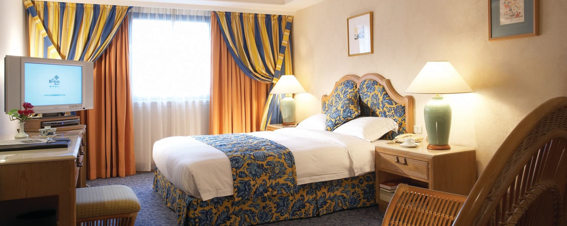 The Riviera in Taipei: Deluxe | double room