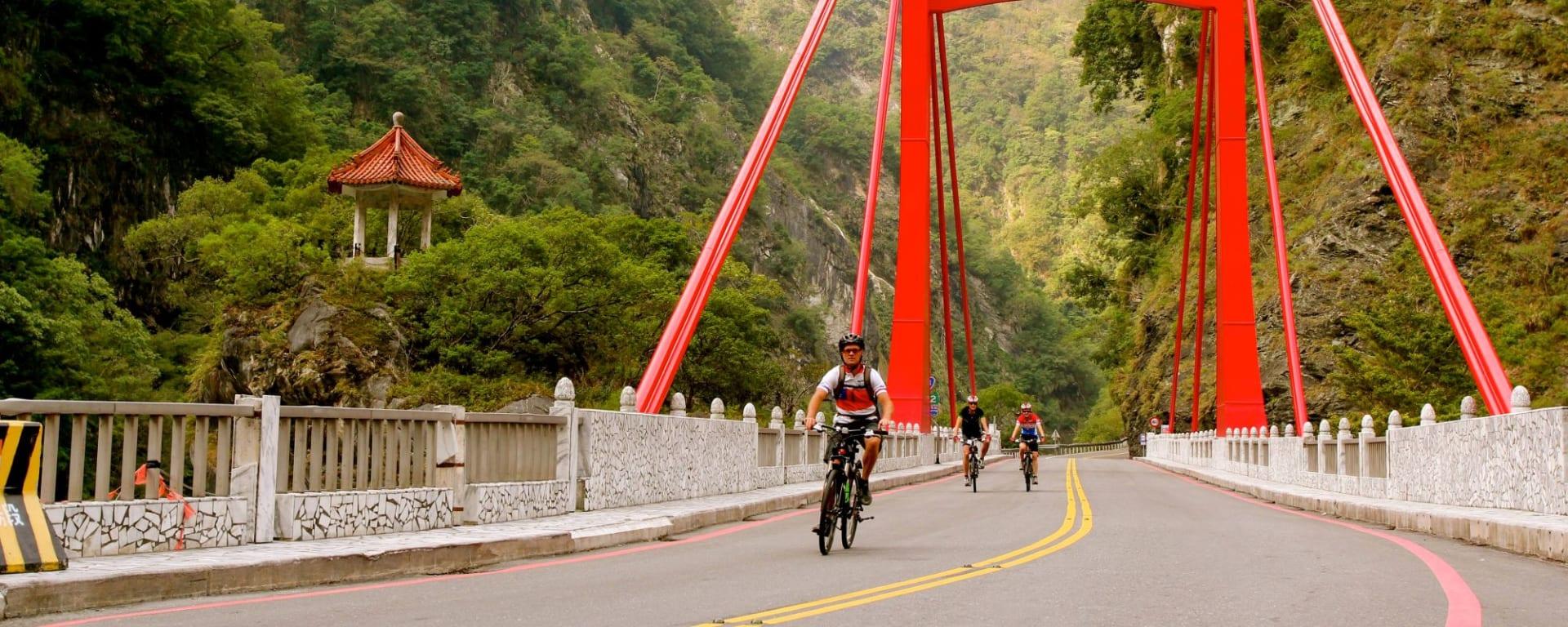 Bike Taiwan - Velotour entlang der Ostküste ab Taipei: Bike Taiwan