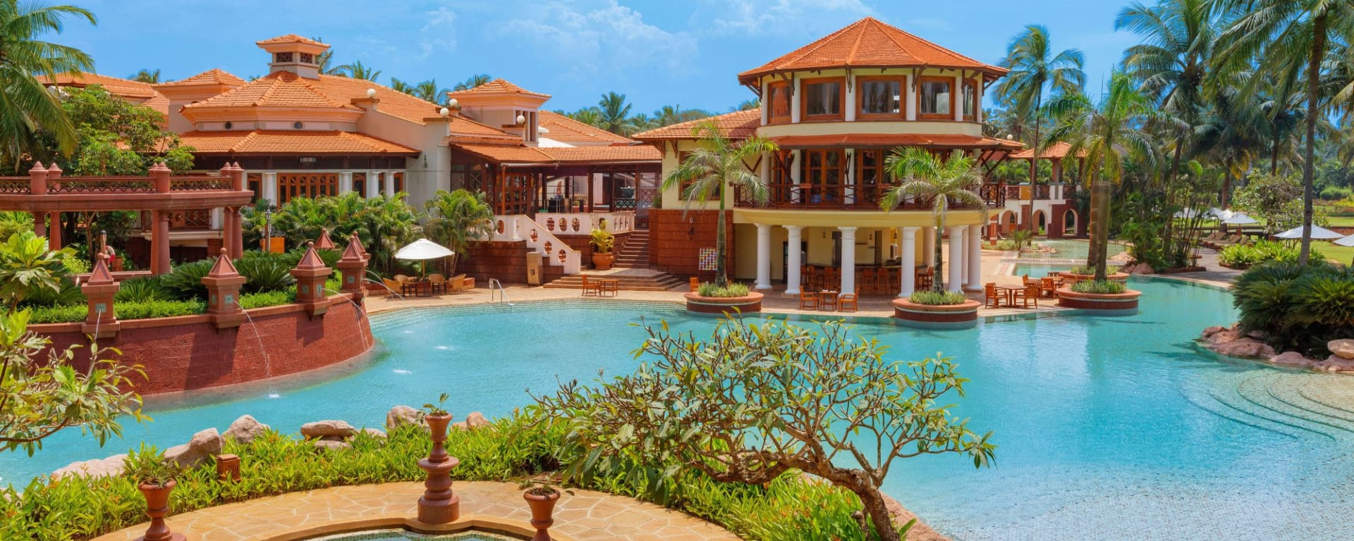 ITC Grand Goa Resort & Spa: Pool