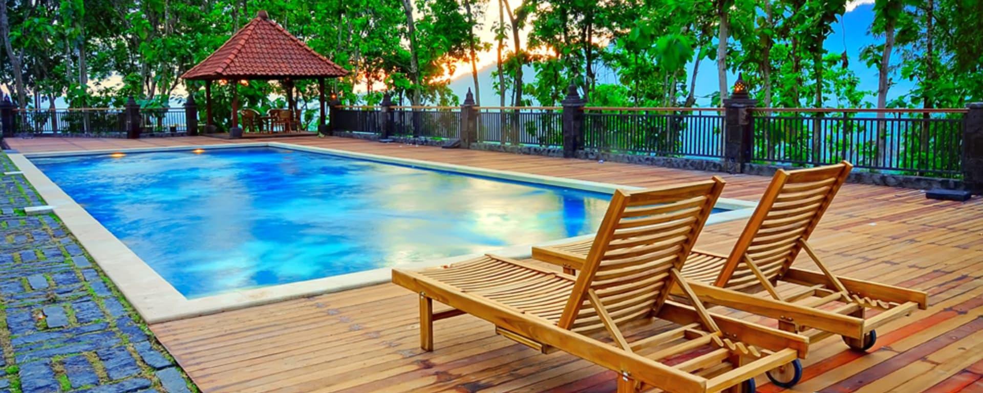 Plataran Borobudur Resort & Spa in Yogyakarta: Pool