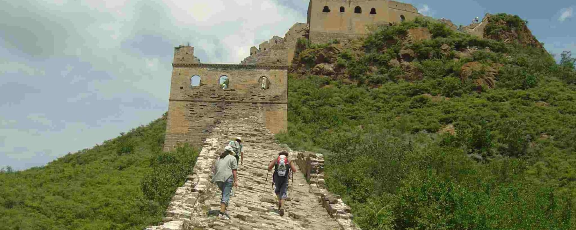 Trekking sur la Grande Muraille à Pékin: Great Wall Trekking