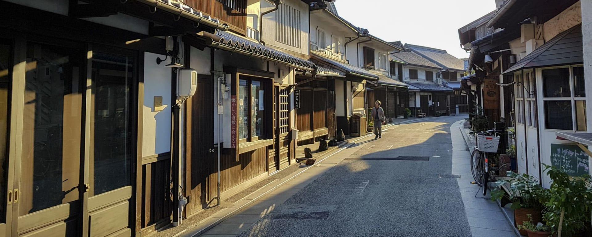 Kurashiki - Japans Traditionen hautnah erleben ab Okayama: Kurashiki Bikan