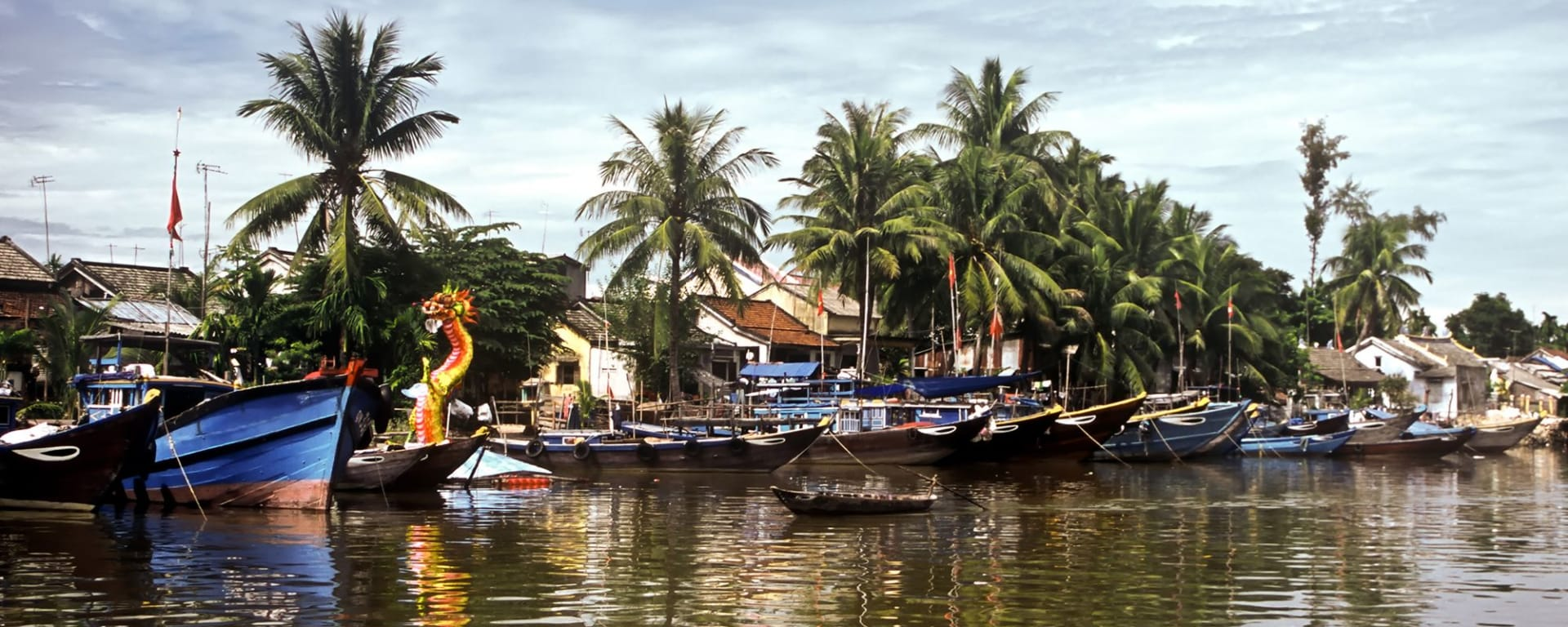 Le delta du Mékong - de/à Saigon: Mekong Delta: