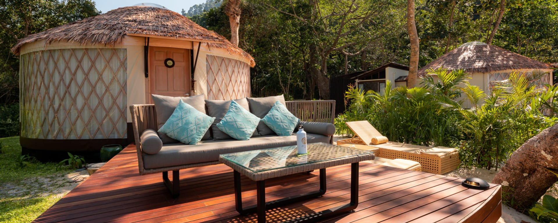 Awei Pila Resort à Mergui Archipel: Beachfront Seaview