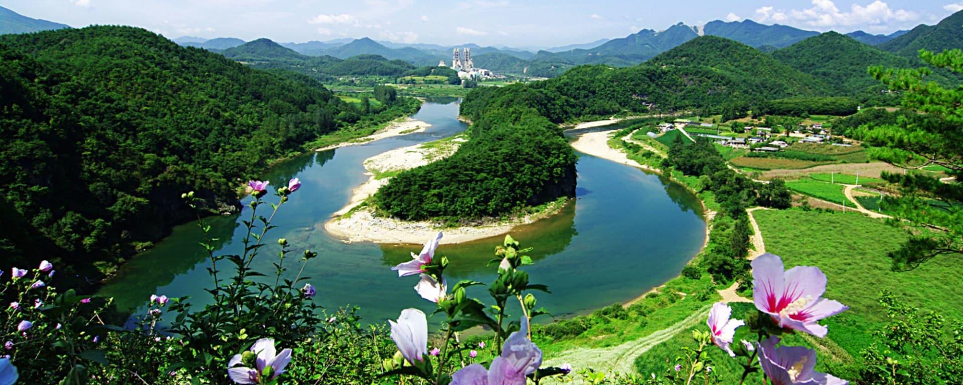 Wissenswertes zu Südkorea Reisen und Ferien: Seonam Village
