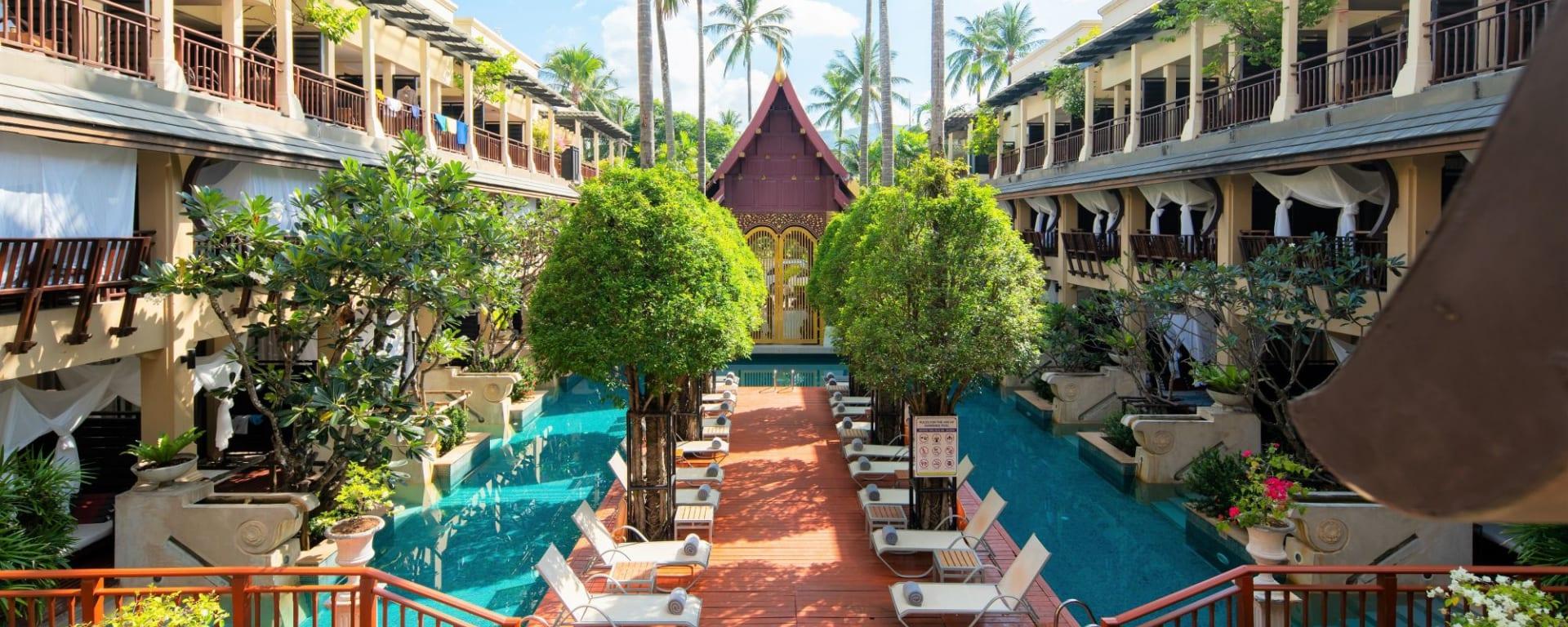 Burasari à Phuket: Overview