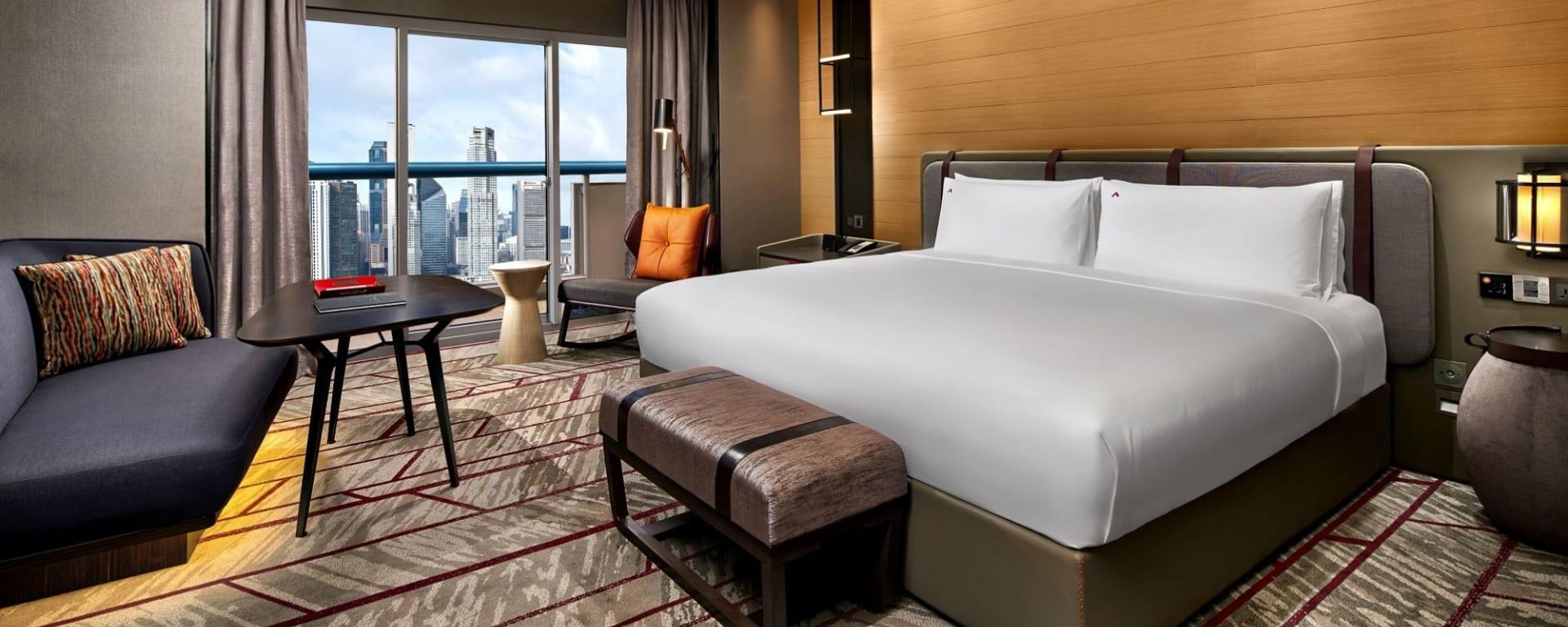 Swissotel The Stamford in Singapur: Premier