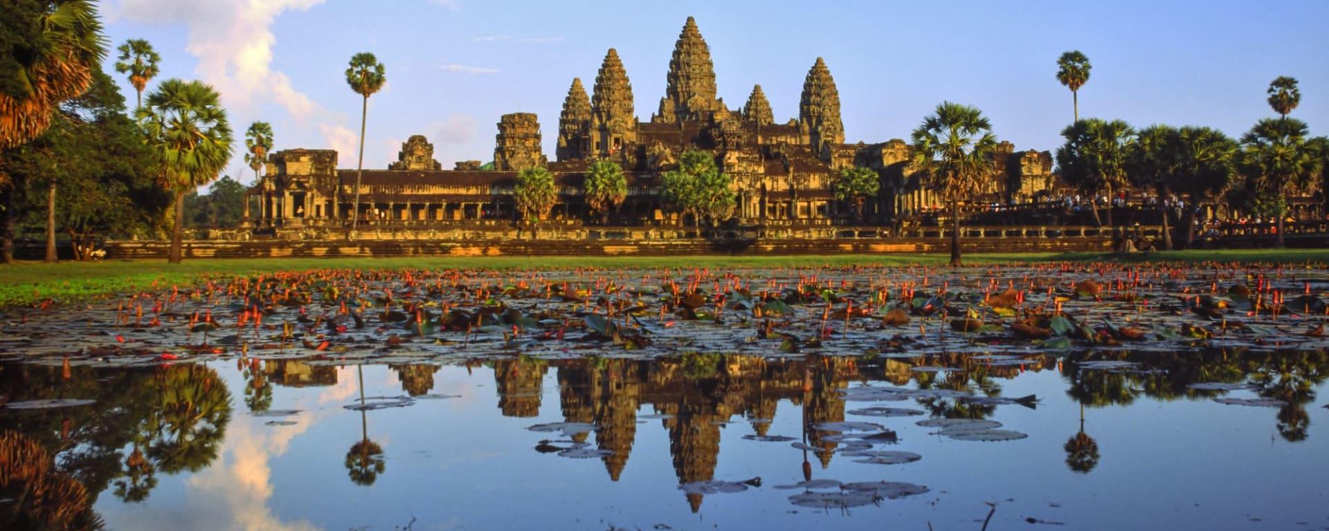 Voyage d'Angkor à Phu Quoc de Siem Reap: Siem Reap Angkor Wat