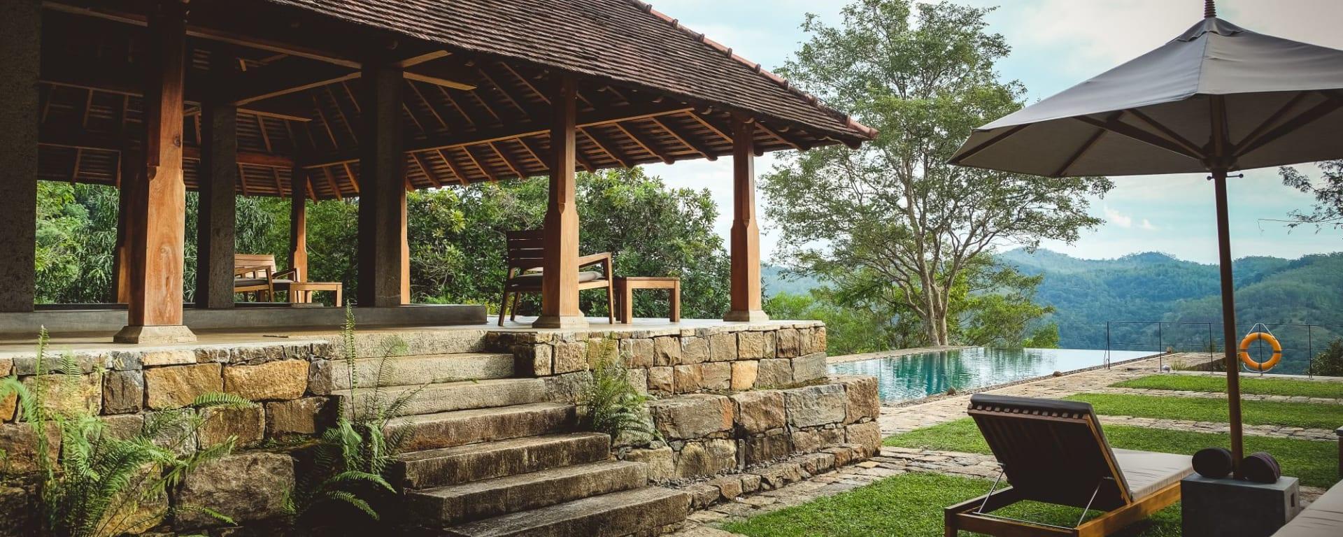 Living Heritage Koslanda à Ella/Haputale/Koslanda: Swimming Pool