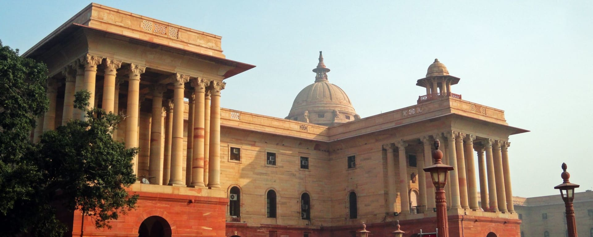 New Delhi: Delhi: Parliament Building