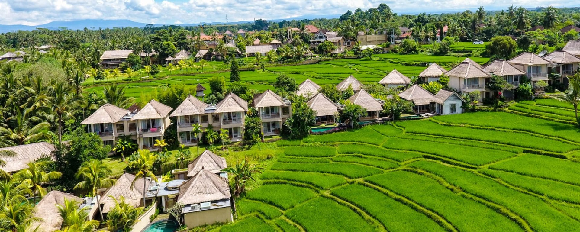Atta Mesari Resort & Villas in Ubud: Exterior