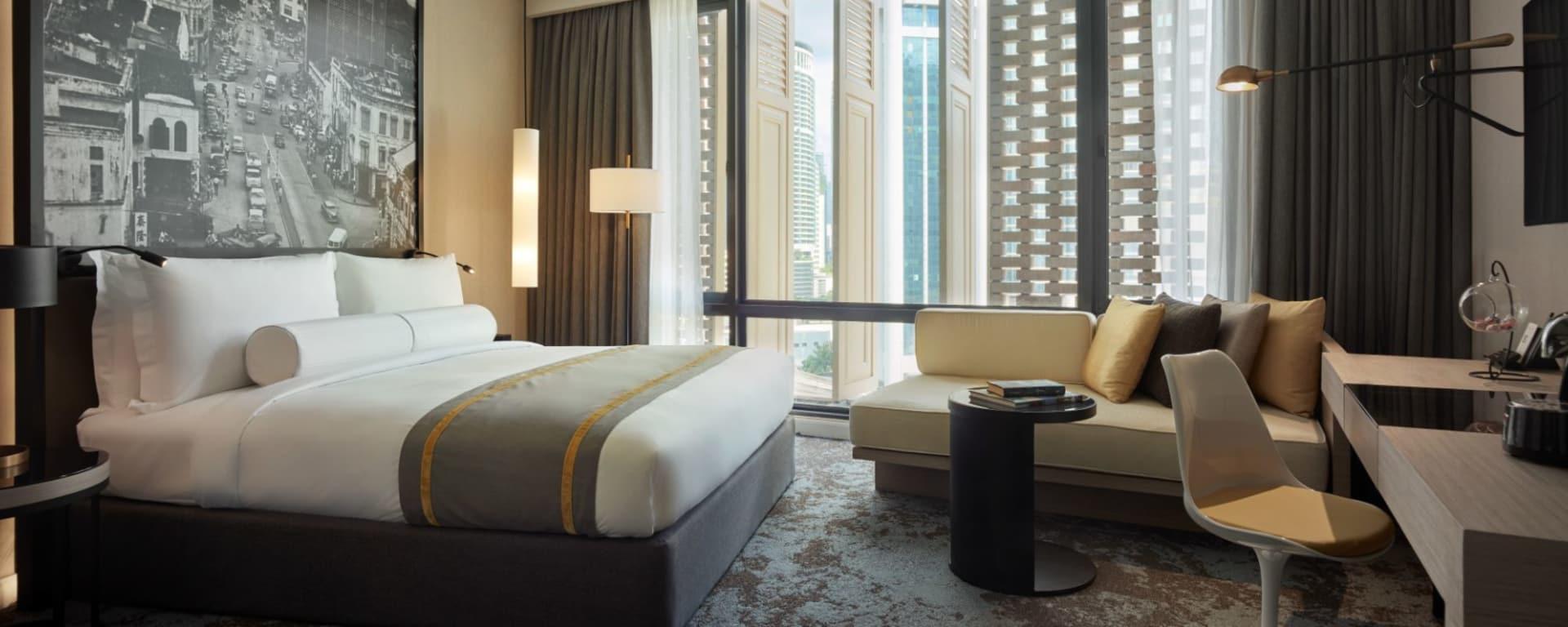 Hotel Stripes Kuala Lumpur: Executive Deluxe